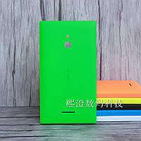Задняя крышка Nokia XL Dual sim панель green