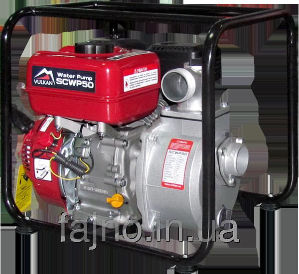 Бензиновые мотопомпы ⌀50 мм (30 куб.м/час)