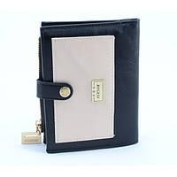 Женский кошелек  BOGESI на молнии, модель 821, черный