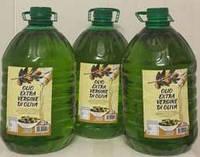 Olio Extra Vergine di Oliva - оливковое масло, 5л