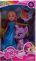 Кукла с пони и аксессуарами SM8819C