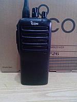 Icom IC-F26, портативная радиостанция UHF диапазона