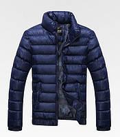 Стильная теплая мужская куртка