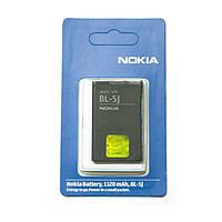 Аккумулятор Nokia 5228, 5230, 5235 , 5800 , C3-00, N900, X1-00, X1-01, X6, Asha 200, Asha 201