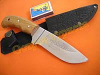 Нож туристический  Спутник 6 ножны кожа