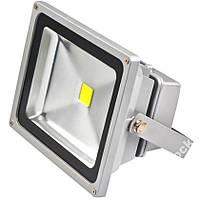 12V Светодиодный прожектор 10W  12В Вольт LED АВТО