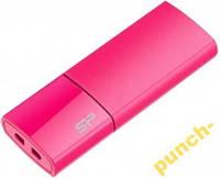 Флешка Silicon Power Ultima U05 8 GB Peach Розовый