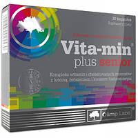 Витамины и минералы OLIMP Vitamin Plus senior 30 caps