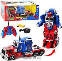 Радиоуправляемый робот-трансформер Optimus Prime (28128)