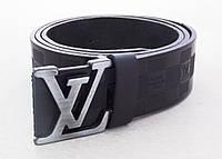 Мужской кожаный ремень для джинс Louis Vuitton
