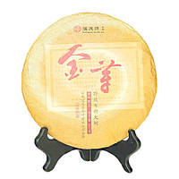 Китайский чай Шу Пуэр Золотые почки 357 грамм