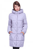 Качественная женская зимняя куртка р. 42-54 арт. Санта
