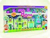 Детский игровой домик для кукол «Милый дом» (свет, звук, мебель)