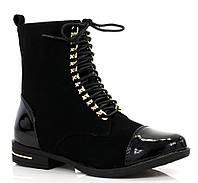 Женские ботинки Garnet Star black, фото 1