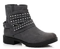Женские ботинки KOCAB grey, фото 1