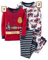 Пижама детская для мальчика Carter's США, (Размер: 2Т;3Т;4Т):