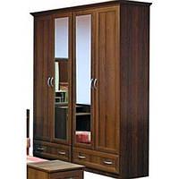 Соната шкаф 4Д (Мебель-Сервис)