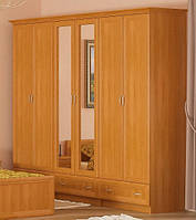 Соната шкаф 6Д (Мебель-Сервис)