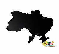 Меловая карта Украины