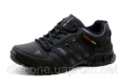 Кроссовки Adidas Adipower Boost, мужские, черные., р. 41 42