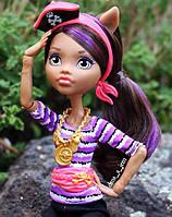 Кукла Monster High Клодин Вульф (Clawdeen Wolf) Кораблекрушение Монстер Хай Школа монстров