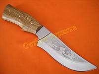 Охотничий нож Спутник  Барс ножны кожа