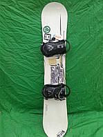 Сноуборд Rossignol altber 145 см + кріплення