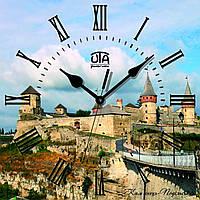 Настенные часы Каменец-Подольский. UA 016