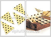 Посыпки из бельгийского шоколада — Горошек 0,9 кг