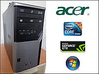 Acer Aspire - Intel Core i5 4x2.66GHz / 6GB DDR3 / 750GB / GeForce GTX550Ti 1GB DDR5