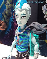 Кукла Monster High Гил Уэббер (Gil Webber) Кораблекрушение Монстер Хай Школа монстров