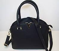 Женская сумка на плечо E&B черный цвета