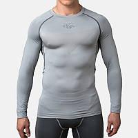 Рашгард Peresvit Air Motion Compression Long Sleeve T-Shirt Heather Grey