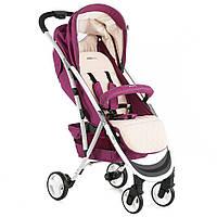 Детская прогулочная коляска Mioobaby Solar розовая