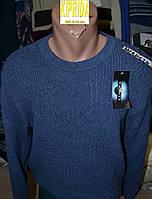 Мужской однотонный свитер