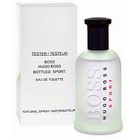 Мужская туалетная вода Hugo Boss Boss Bottled Sport for Men Eu de Toilette (EDT) 100ml, Тестер (Tester)