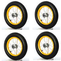 Колеса для педального карта M 1698-Wheel set