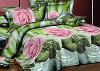 Полуторный набор постельного белья Ранфорс №188