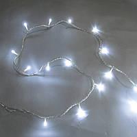 Светодиодная гирлянда Нить Люмьер 5м, 150 LED, ПВХ