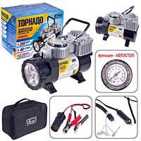 Автомобильный компрессор Торнадо-12220 Функция Автостоп