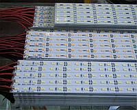 Светодиодная LED линейка SMD 5630-72 W холодная 18Вт 2300Лм