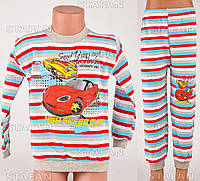 Детская пижама для мальчика на байке Moral D01 6-R.