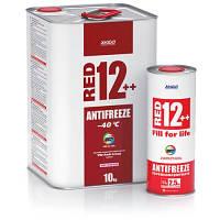 Антифриз для двигателя Antifreeze Red 12++ -40⁰С - 20л.