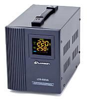 Сервоприводный однофазный стабилизатор напряжения Luxeon LDS 500
