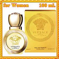 Versace Eros Pour Femme, Женская edp, 100 мл.