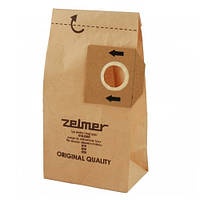 Бумажный мешок Zelmer для пылесоса зелмер