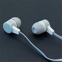 Гарнитура вакуумная AIYALE A24 с микрофоном для планшетов и смартфонов Самсунг (Серый)
