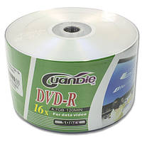 Диск DVD R GUANDIE 4 7 GB для видео