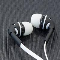 Наушники вакуумные вставные  AIYALE A38 для планшета смартфона Nomi (Черный)