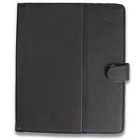 Чехол книжка для планшета 9,7 '' дюймов Мat (Черный)